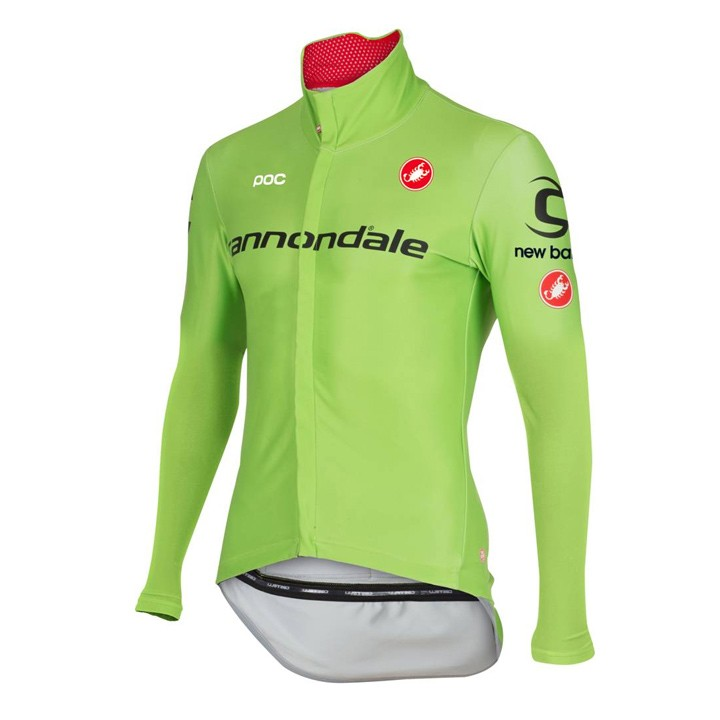 2016 CANNONDALE PRO CYCLING TEAM Light Jacket Perfetto
