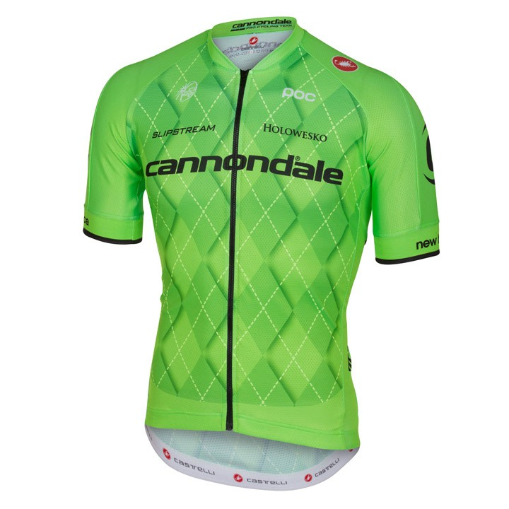 2016 CANNONDALE PRO CYCLING TEAM Kurzarmtrikot Team