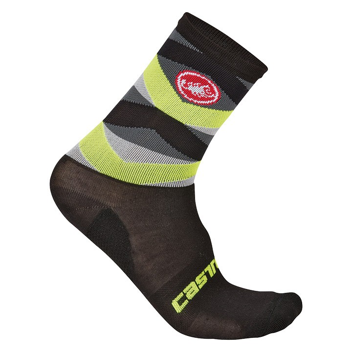 CASTELLI Winterradsocken Fatto 12