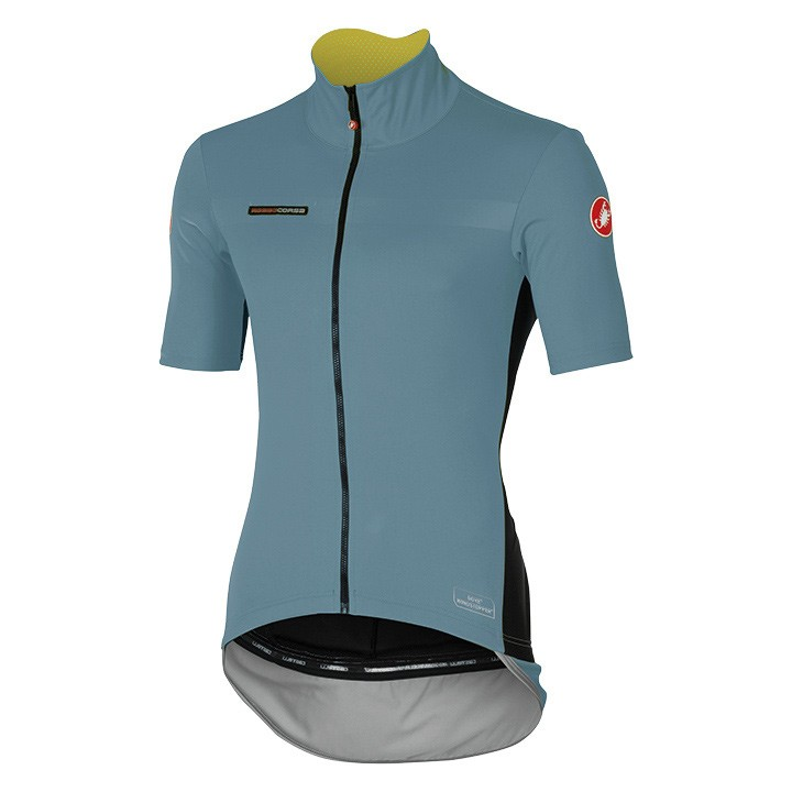 CASTELLI Kurzarm-Light Jacket Perfetto Light grau