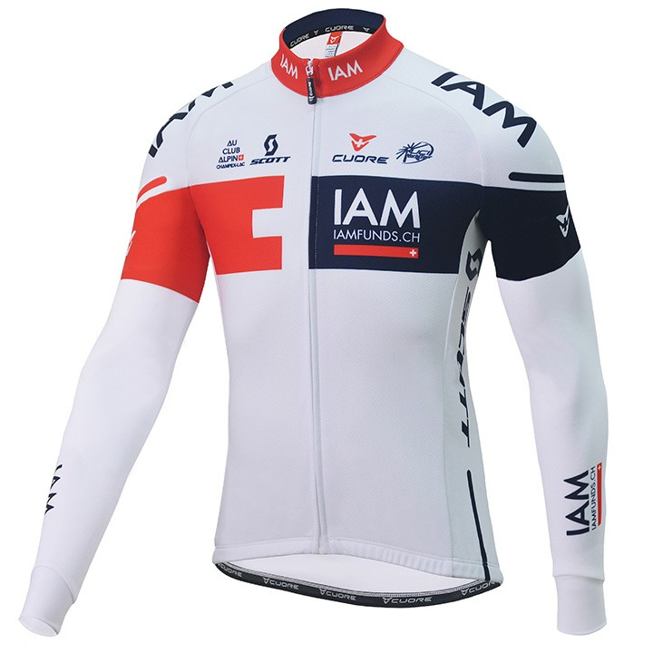 2016 IAM CYCLING TEAM Kinder Langarmtrikot