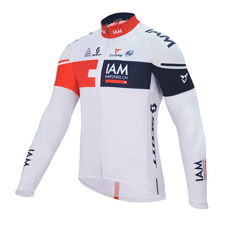2016 IAM CYCLING TEAM Windjacke