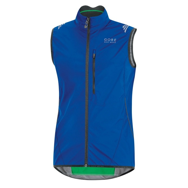 2018 GORE BIKE WEAR Windweste Element WS AS blau