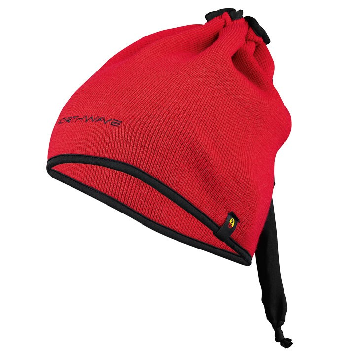 2018 Head Gaiter New Pulse rot-schwarz
