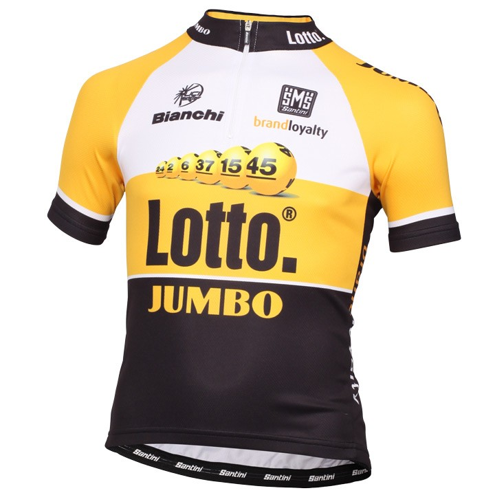 2015 LOTTO NL-JUMBO Kindertrikot