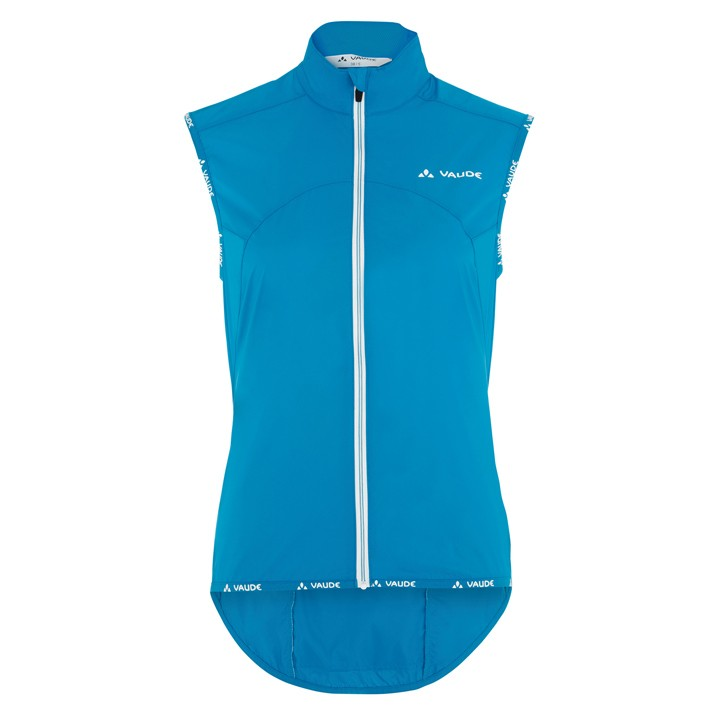 2018 VAUDE Damen Windweste Air II blau