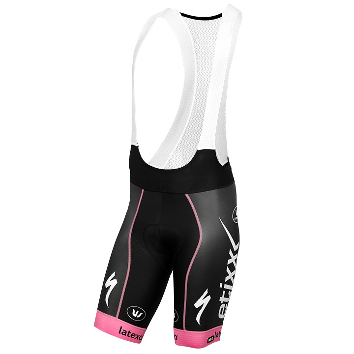 2018 ETIXX-QUICK STEP kurze Trägerhose PRR LTD Edition 16