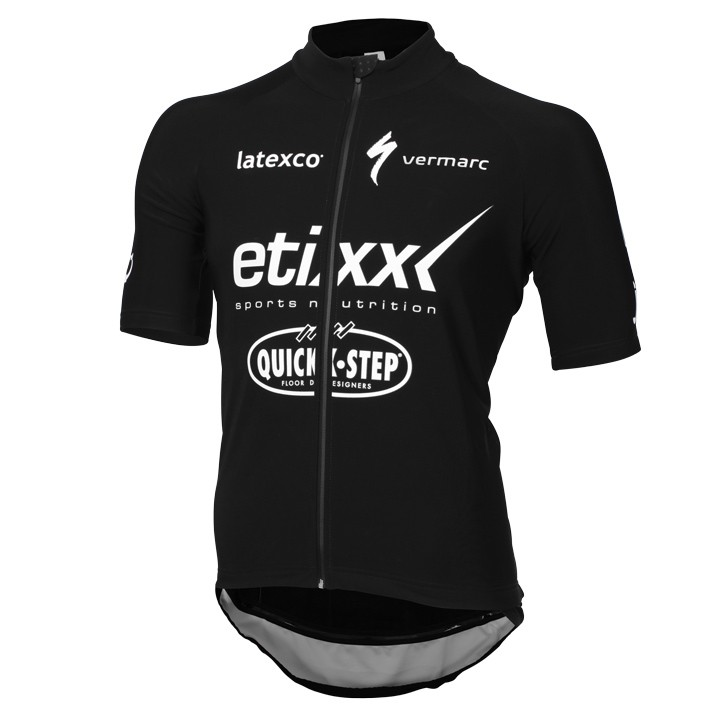 2016 ETIXX-QUICK STEP Zero Aqua Kurzarm-Light Jacket