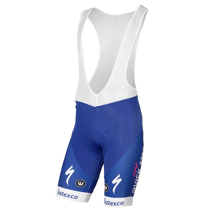 2017 QUICK - STEP FLOORS kurze Trägerhose