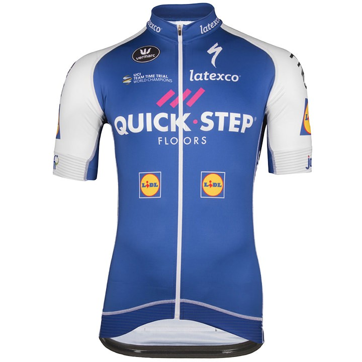 2017 QUICK - STEP FLOORS Kurzarmtrikot PRR